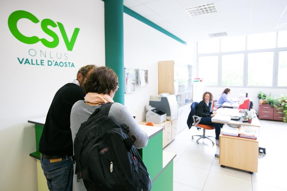 Boom di domande per lavorare alla segreteria del CSV: 236 candidature