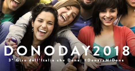 Donoday2018 in Valle d'Aosta