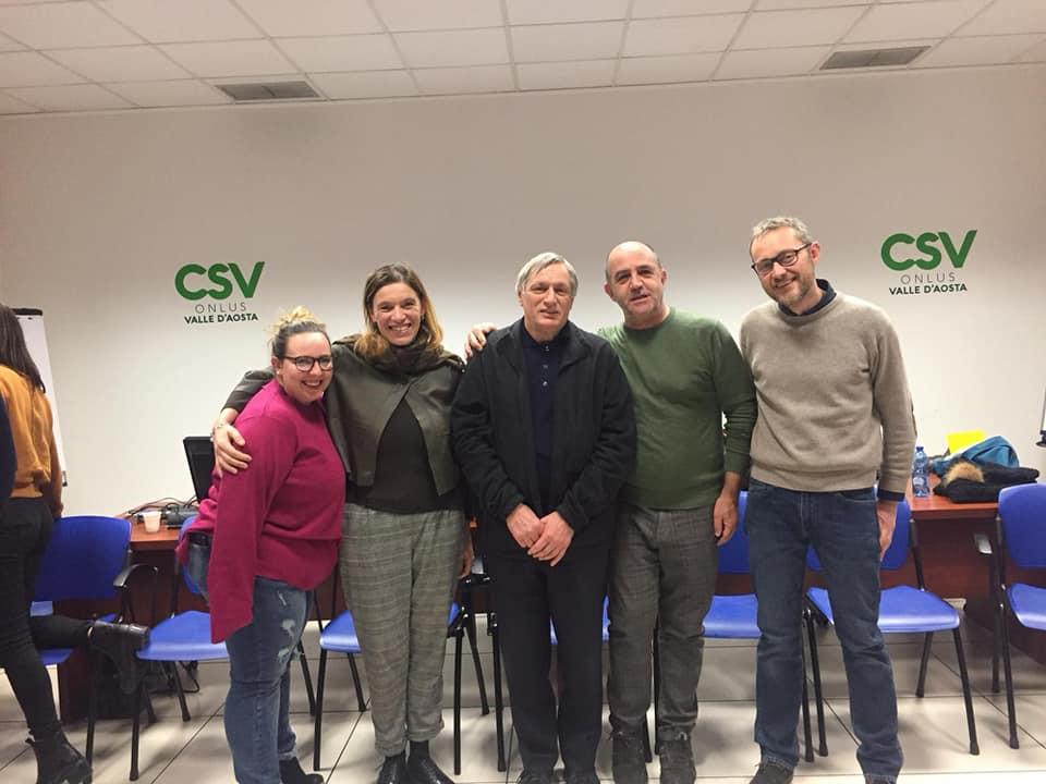 Don Ciotti incontra i giovani di Libera al CSV