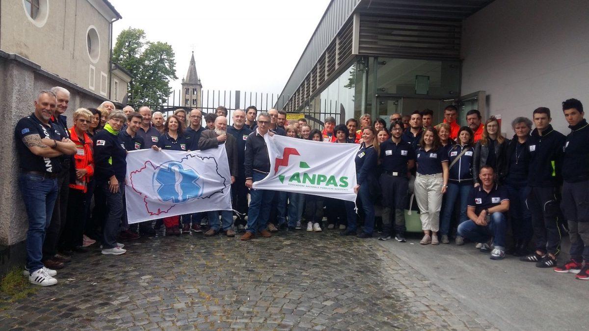 La Federazione Regionale dei Volontari del Soccorso diventa comitato regionale Anpas