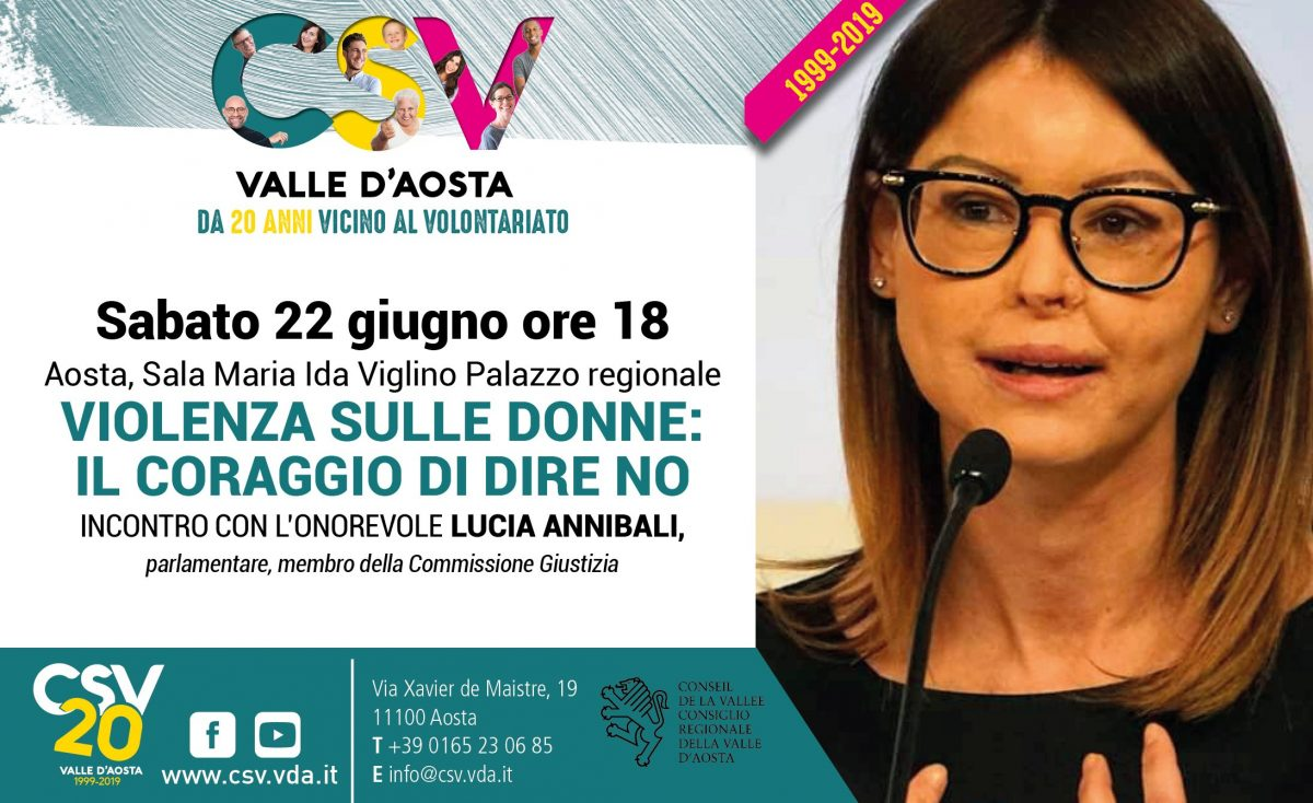 """Lucia Annibali ed """"il coraggio di dire no"""" alla violenza sulle donne"""