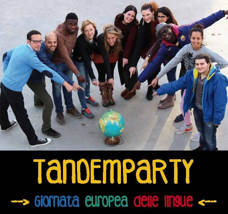 """Tandemparty per la """"Giornata europea delle lingue"""""""