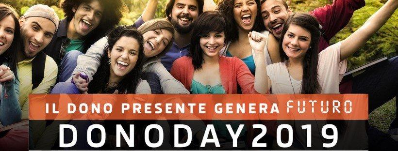 Il programma del DonoDay2019 ad Aosta