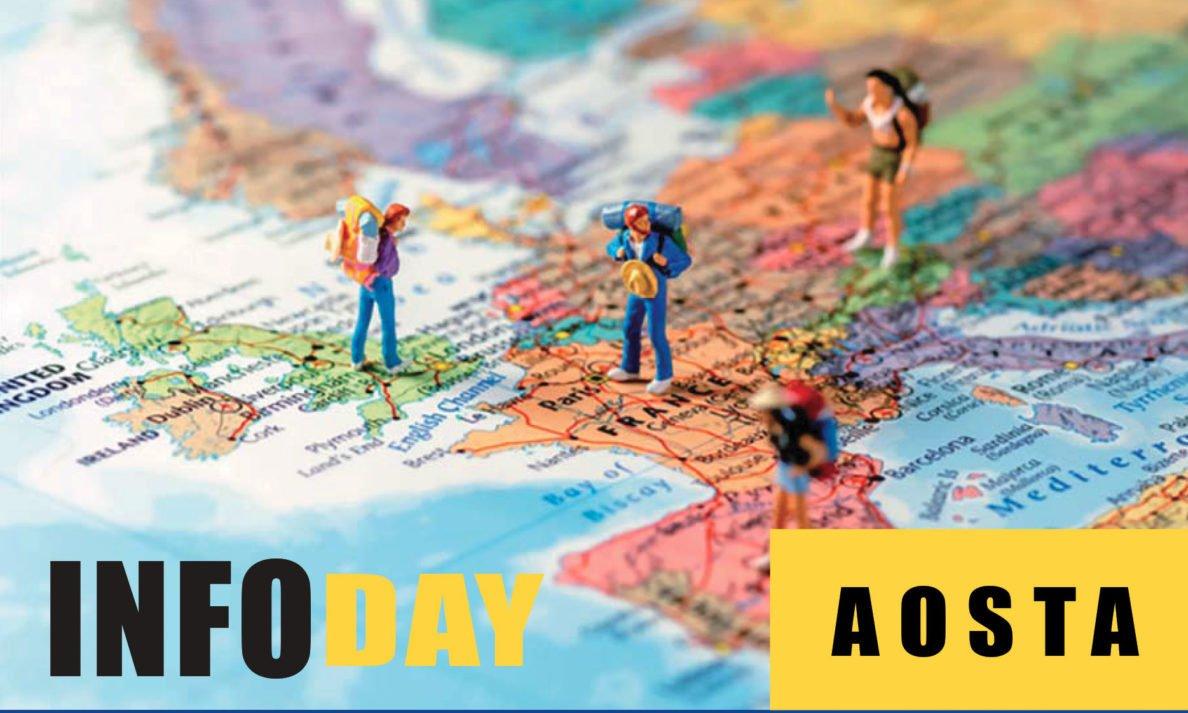 Ancora posti per l'INFODAY Erasmus+ e Corpo Europeo di Solidarietà