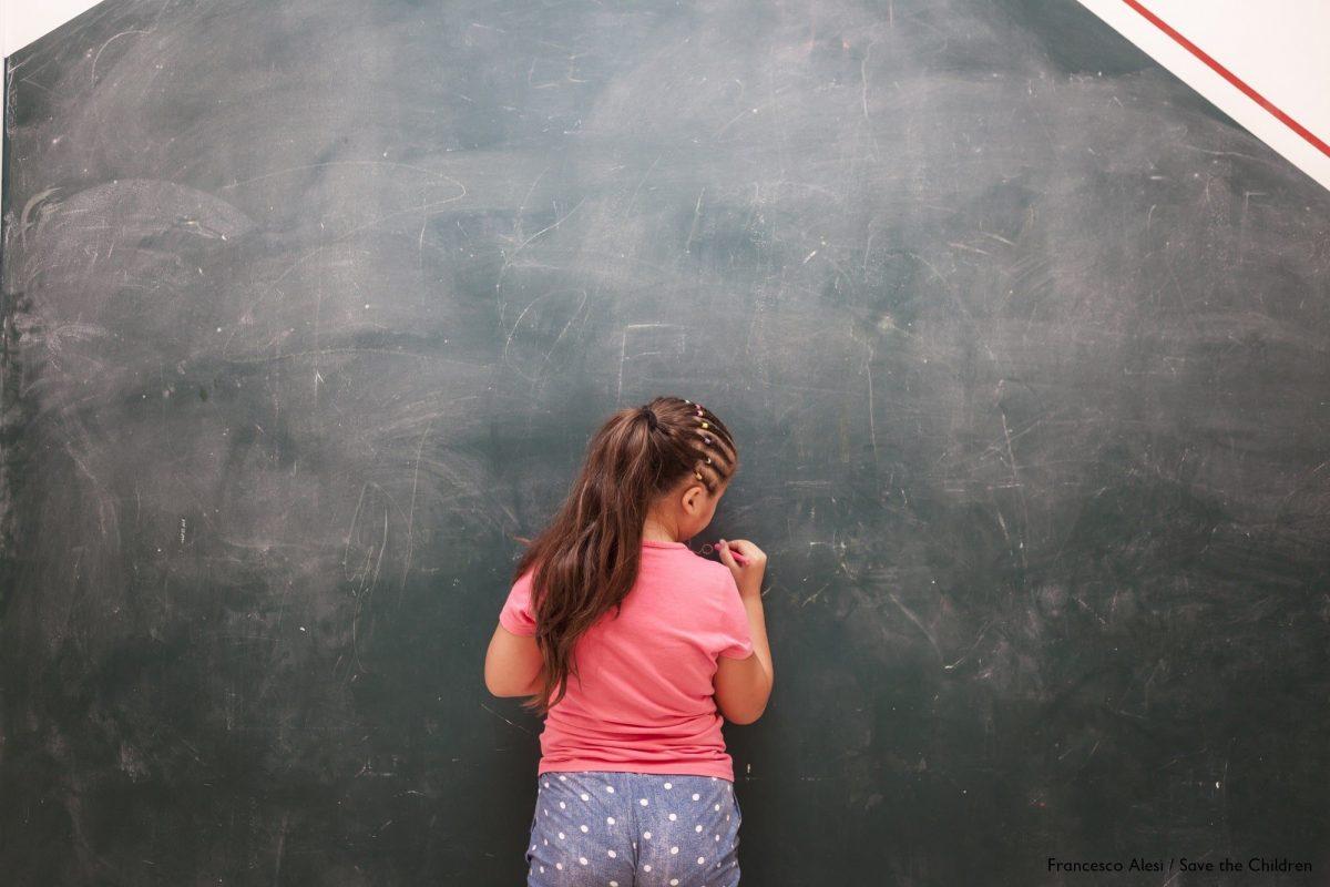 Save the children cerca volontari