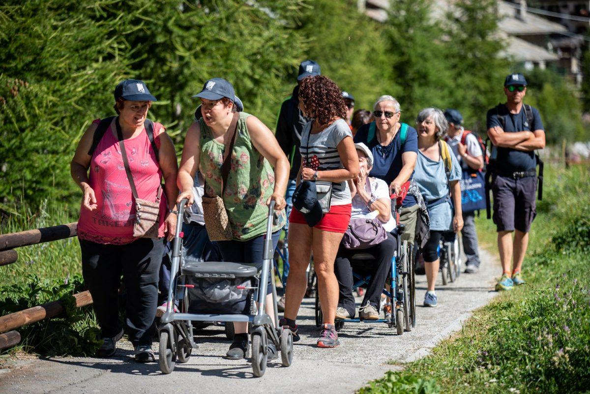 """Tornano le """"Passeggiate alternative"""" dell'AISM"""