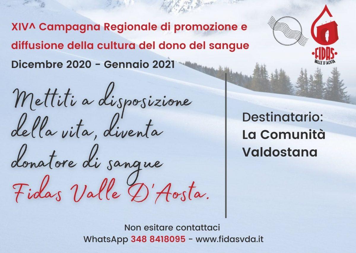 Al via la campagna di promozione e diffusione della cultura del dono del sangue