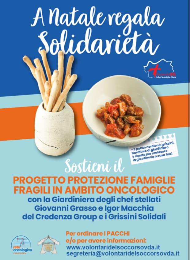 Progetto Protezione Famiglie Fragili: Un aiuto concreto ai soggetti colpiti da patologia oncologica