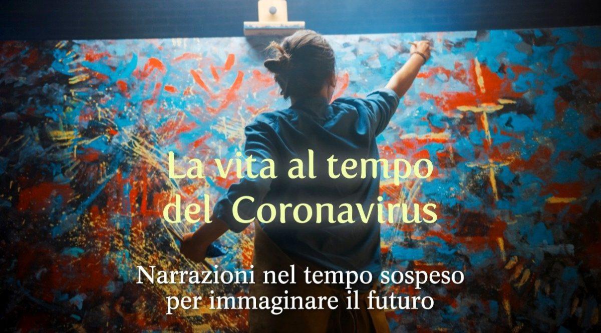 """Presentazione del libro """"La vita al tempo del Coronavirus"""""""