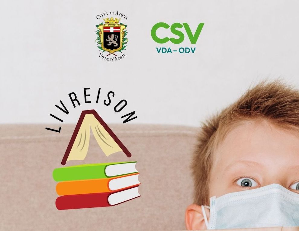 """Parte il servizio di consegna a domicilio di libri ad Aosta """"Livre-ison"""""""