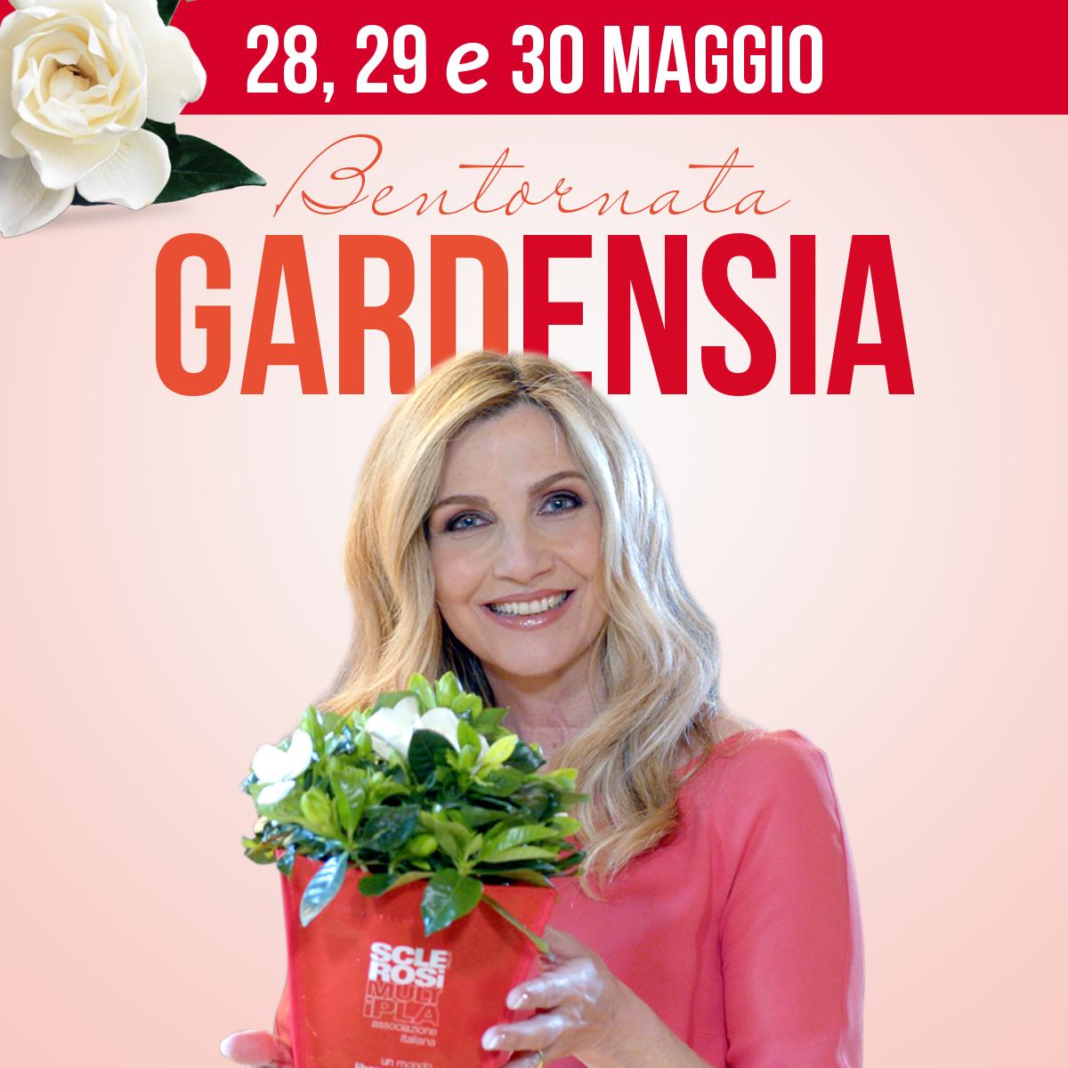 """""""Bentornata Gardensia"""", l'AISM in piazza contro la sclerosi multipla"""