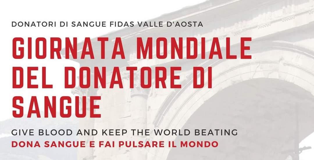 La FIDAS festeggia la Giornata Mondiale del Donatore di sangue